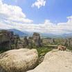 世界遺産メテオラ 奇岩の風景