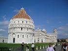 ピサ大聖堂と斜塔
