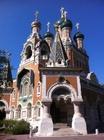 ロシア国外で最も美しいサン・ニコラ・ロシア正教会大聖堂