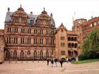 ハイデルベルク城内最初の宮殿建築、フリードリヒ館