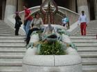 世界遺産グエル公園 トカゲの噴水