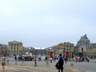 ヴェルサイユ宮殿 入り口
