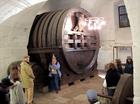 世界最大級、約22万リットルのワインの大樽