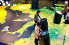 欧州議会ビジターセンターの様子
