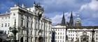 チェコ共和国の大統領府のある場所であるプラハ城