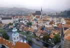 世界一美しい街チェスキー・クルムロフ