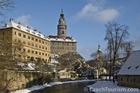 ボヘミア地方最大の城チェスキー・クルムロフ城