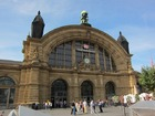 ヨーロッパ最大級のターミナル駅、フランクフルト中央駅