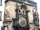 旧市街の天文時計