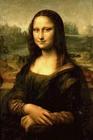レオナルド・ダ・ヴィンチが描いた「モナ・リザ」