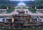 ベルサイユ宮殿の庭園