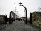 ブダペスト王宮の門