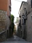 ジローナの細路地