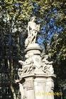太陽神アポロンの像