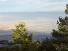 山頂からのパームスプリングス