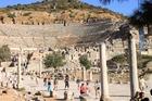 現存するギリシャ文明最大の遺跡です