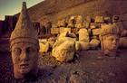 コンマネゲ王国のアンティオコス1世の巨大墳墓
