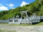 日本兵慰霊の為に建てられたペリリュー神社