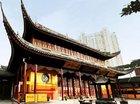 上海最大の禅宗寺院「玉佛寺」