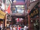 活気あふれる上海の豫園老街