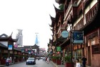 古い町並みを残す「上海老街」