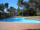 プールもついていますので、暑いときには水着でジャンプ!