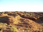 ゴツゴツとした岩場を歩くキャニオンウォークは約3時間の行程