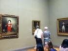 【メトロポリタン美術館】ゴヤ「アルタミラ伯爵の長男の肖像画