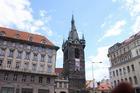 チェコいちの観光名所、旧市街広場