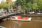 運河で有名なオランダに来たら運河クルーズは絶対!