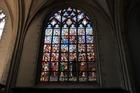 フランダースの犬で有名な聖母マリア大聖堂内部