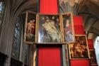 聖母マリア大聖堂でルーベンスの作品などを鑑賞