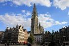 フランダースの犬で有名なアントワープにある大聖堂