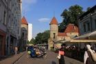 タリン旧市街 城門