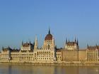 ブダペストの世界遺産を構成する国会議事堂