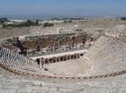 劇場や浴場などが残るヒエラポリス遺跡