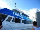 最新式のダイビング船T6で快適なダイビングトリップを!
