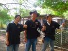 明るいスタッフ!日本人常勤なので安心。