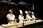 4人のコックが繰り広げる、韓国のどたばたコメディ劇