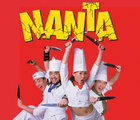 ノンバーバルパフォーマンス「NANTA」のポスター