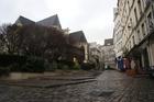 Rue des Barres(春・秋コースの様子)