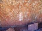 大昔から残されているアボリジニの壁画を発見!