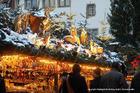 毎年世界最大の規模をクリスマスマーケットが開催