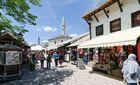 モスタルの街を散策
