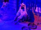 大変興味深い、昔のアラブの生活を再現した展示