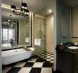 E&O Hotel Annexe Studio Bathroom 例