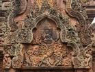 彫刻が素晴らしいバンテアイサムレ寺院