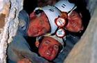 ケービング・オプションで洞窟探検!