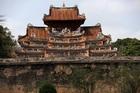 ベトナムを代表する遺跡 グエン朝王宮