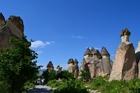 トルコの2大世界遺産のひとつ、カッパドキア